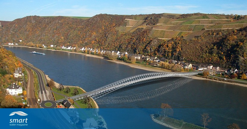 Low water in the Rhine a blow to Germany's economy