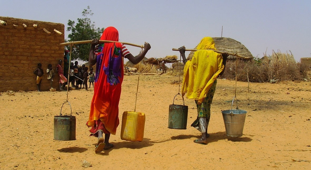 Water and women: we need to know more