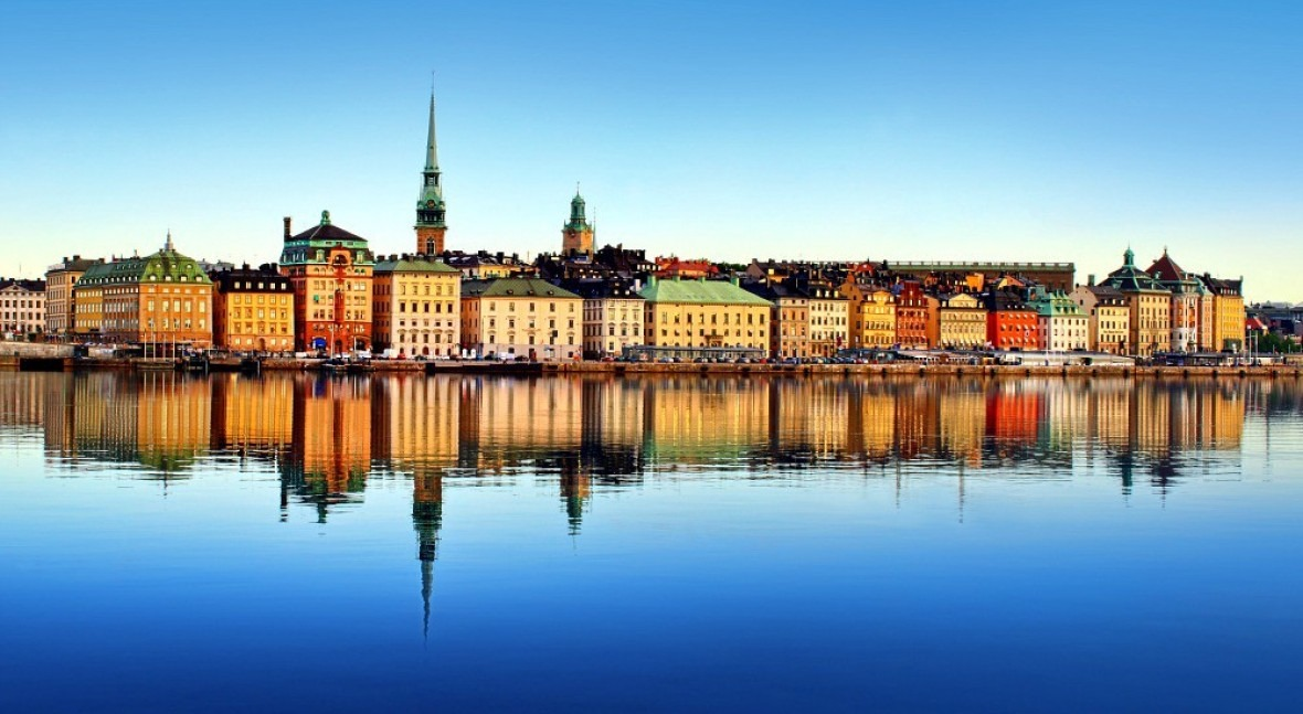 Stockholm turning wastewater into resourcewater