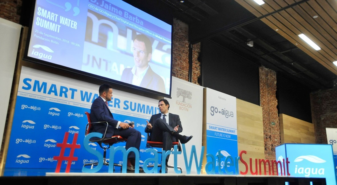 Smart Water Summit 2019 & presentation of iAgua Magazine 24