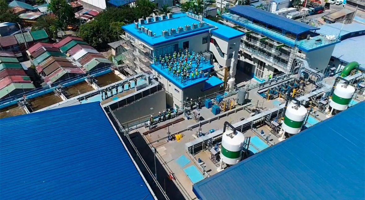 Acciona and its partners inaugurate the new Putatan Drinking Water Plant in the Philippines