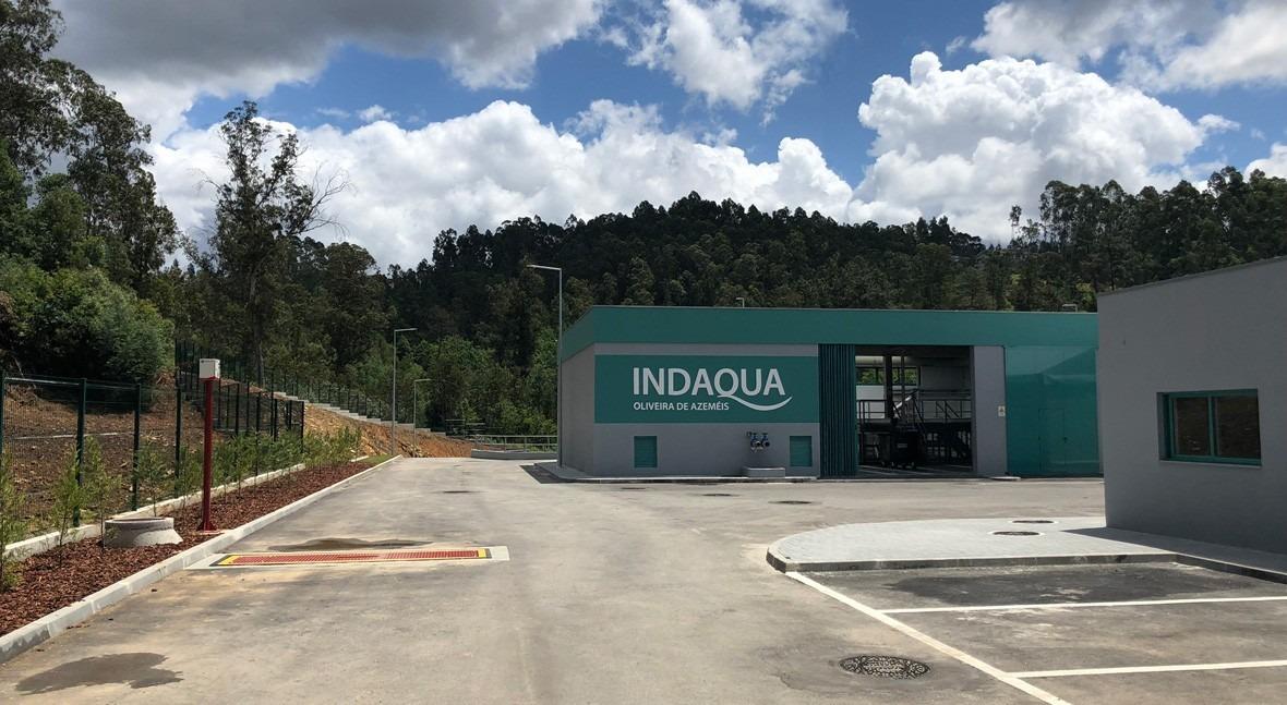 ACCIONA inaugurates WTP at Ul in Portugal