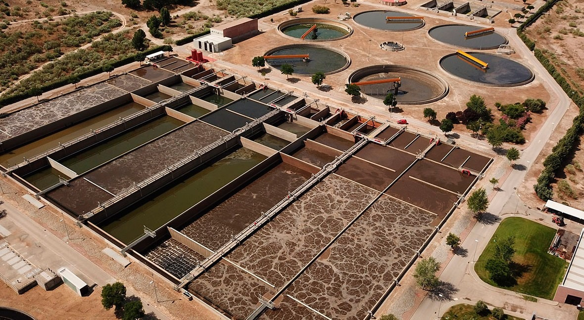 ACCIONA is awarded the operation and maintenance of two wastewater treatment plants in Madrid