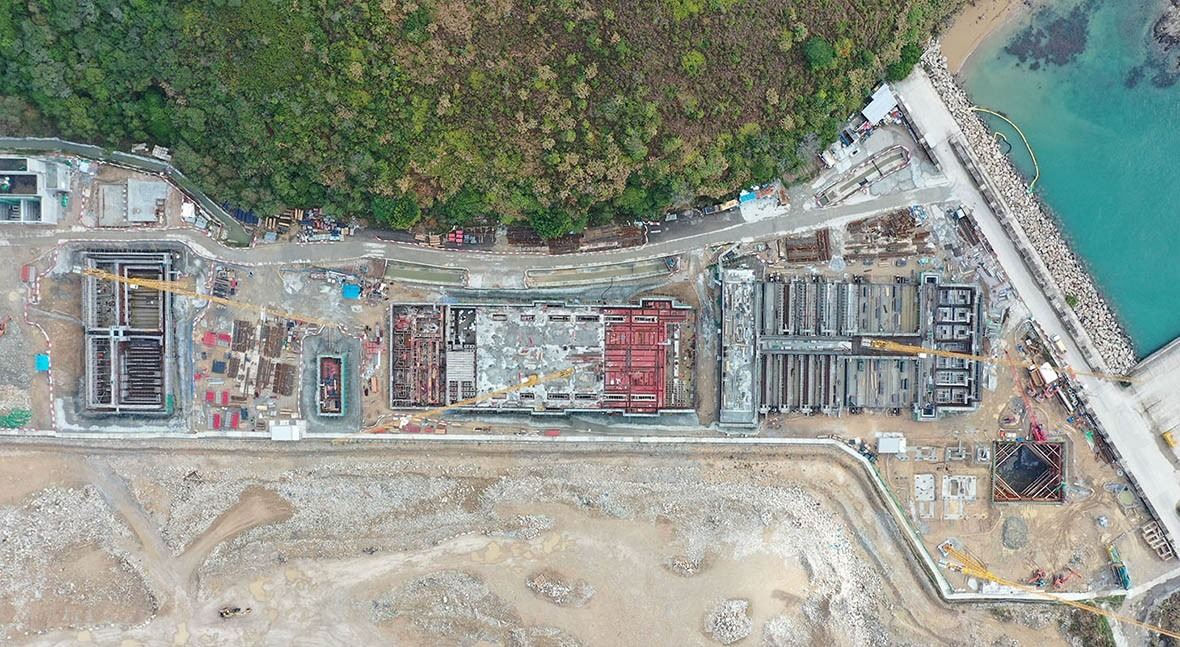 ACCIONA makes progress in its Water projects in South-East Asia to service almost 3 million people