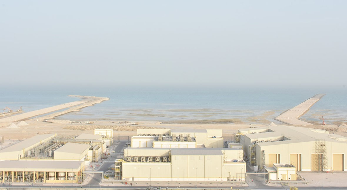 ACCIONA's decarbonization fund includes Maestro AI platform at Qatar's Umm Al Houl plant