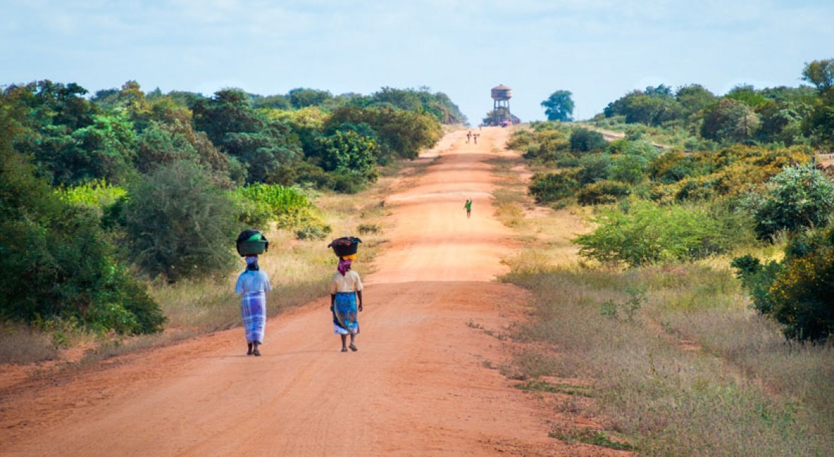 The capital of Mozambique to close off water supply on alternate days