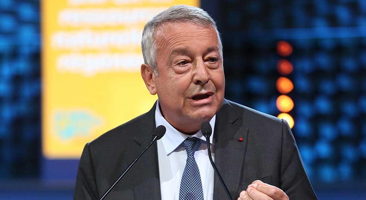 Antoine Frérot, CEO of Veolia