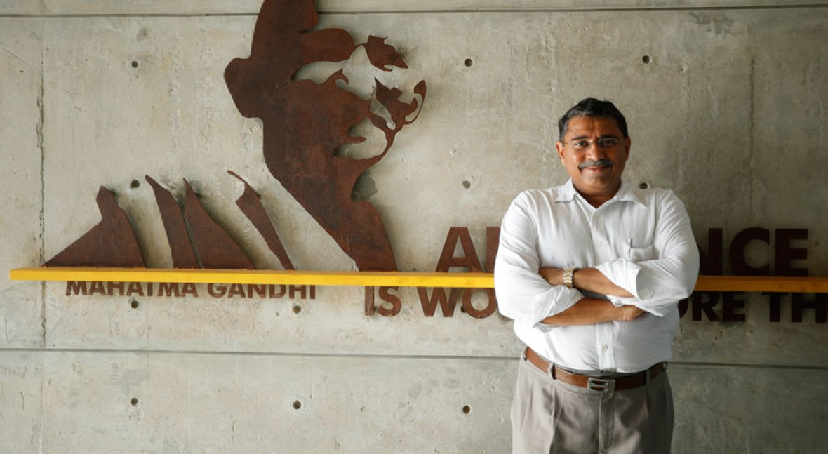"""Anupam Jalote (iCreate): """"Young Indian start-ups are already building innovative water solutions"""""""