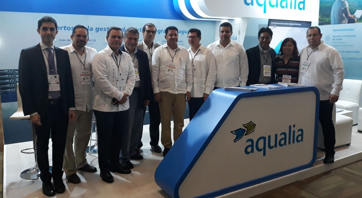 Seawater desalination, feasible water supply alternative in Mexico