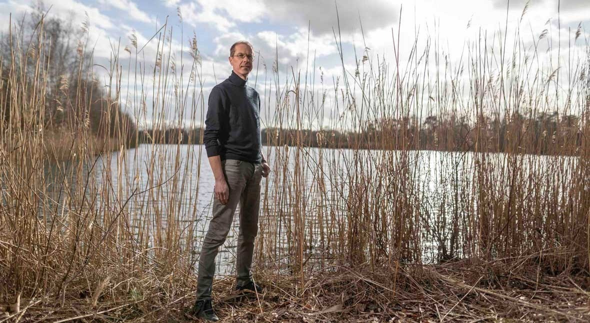 Prof. Arjen Hoeskstra, father of the water footprint, passes away