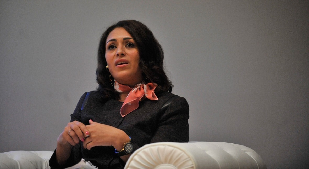 """. Akhmouch: """"The gap in the water sector is both cause and an effect of the general gender gap"""""""