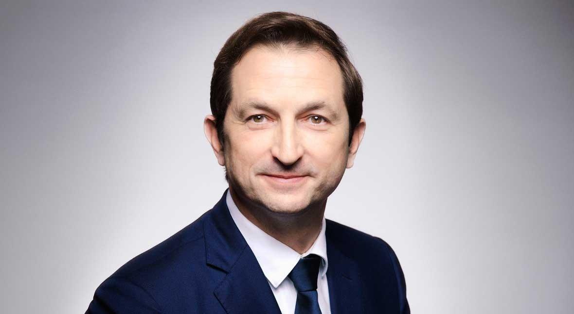 Bertrand Camus, CEO of Suez
