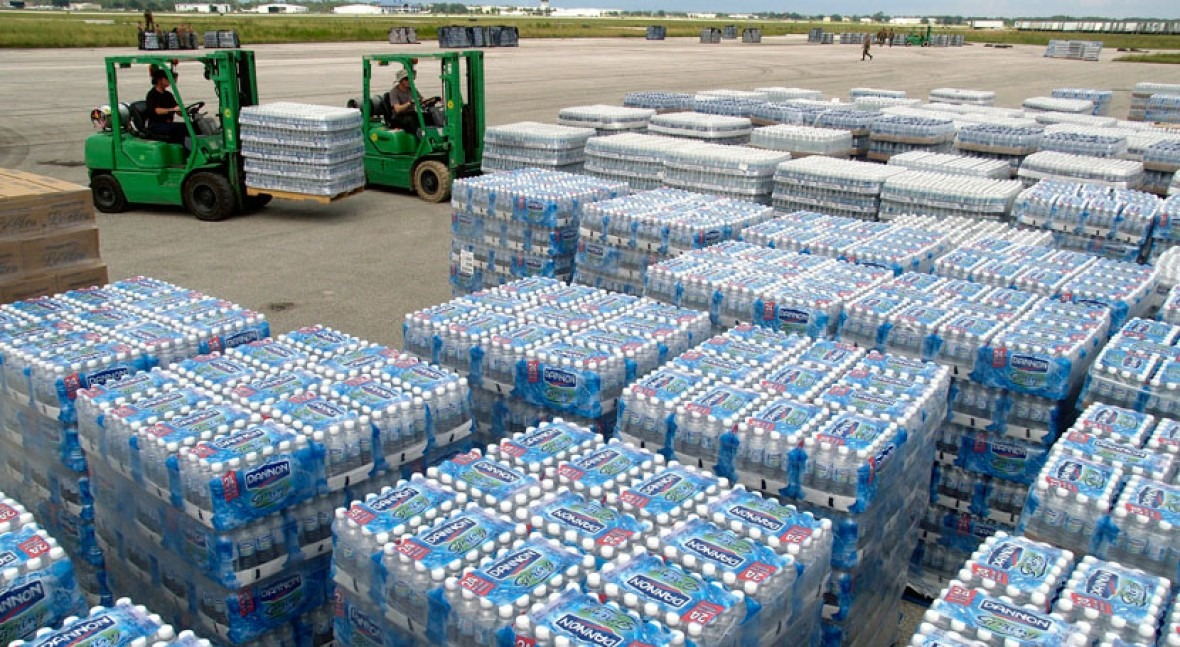 Europe dominating the global sparkling water market
