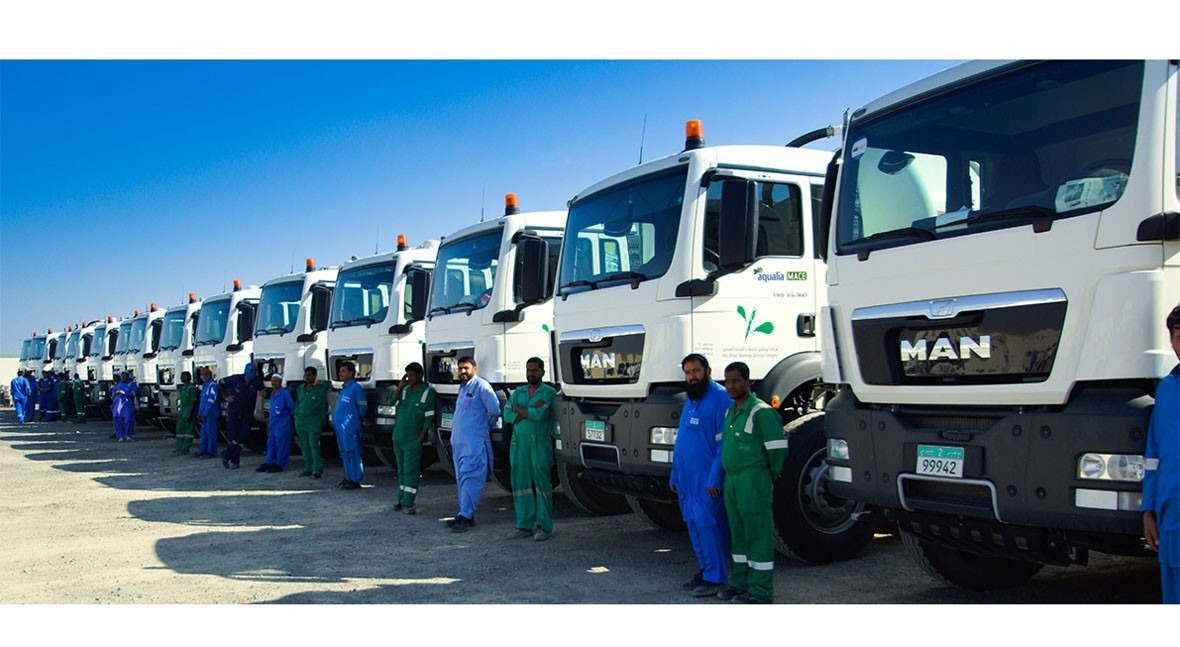 Aqualia reinforces its position as leading company in the Arab Emirates with two new contracts