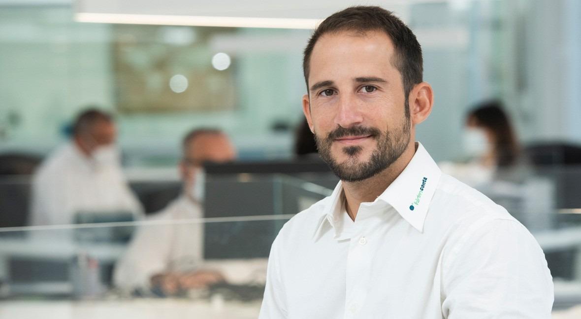 "Carlos Arteaga: ""50% of Hidroconta's projects are outside Spain"""