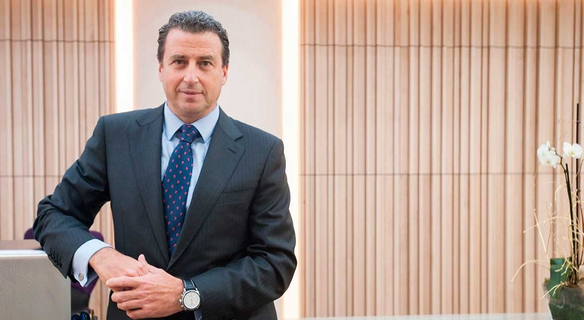 Carlos Cosín appointed president of the International Desalination Association (IDA)