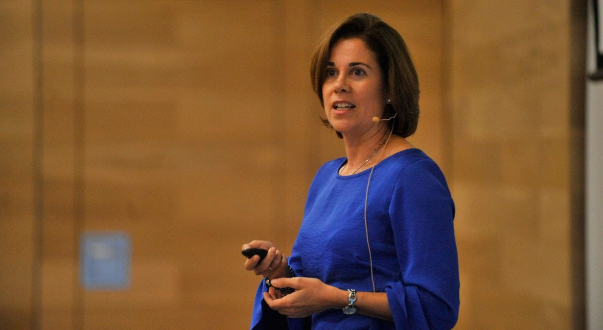 """Carmen Miguel: """"Work-life balance is determining factor in advancing equal opportunities"""""""