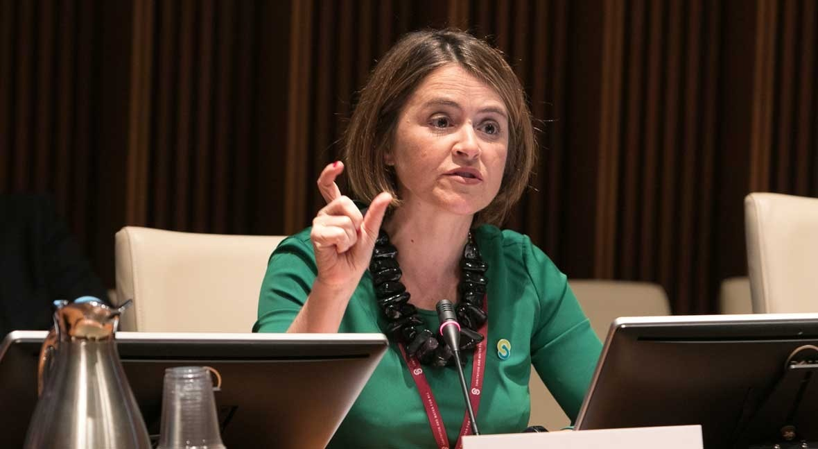 Catarina de Albuquerque, Chief Executive Officer of Sanitation and Water for All