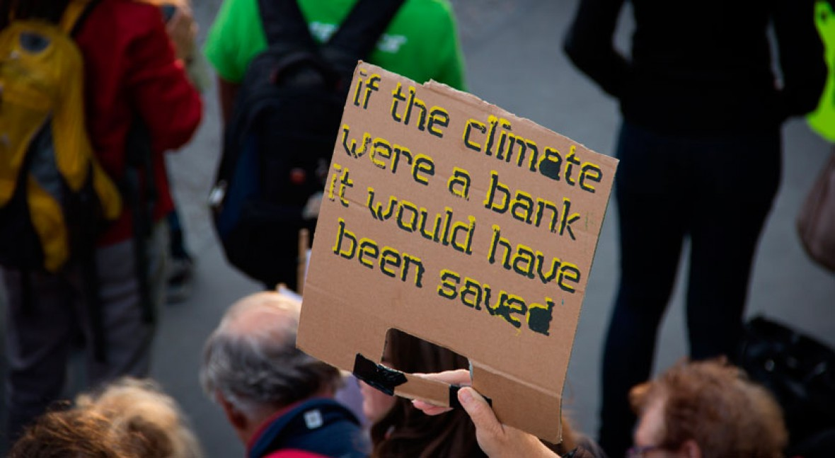 The rise of 'eco-anxiety': climate change affects our mental health, too