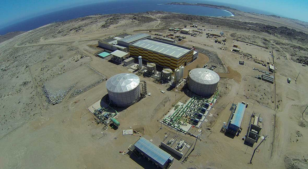 Chile and Peru turn to desalination to address increase in water demand