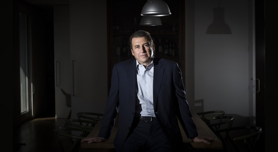 Carlos Cosín, CEO of Almar Water Solutions