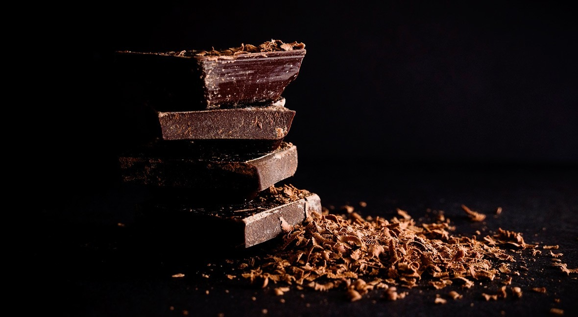 It takes 21 litres of water to produce small chocolate bar. How water-wise is your diet?