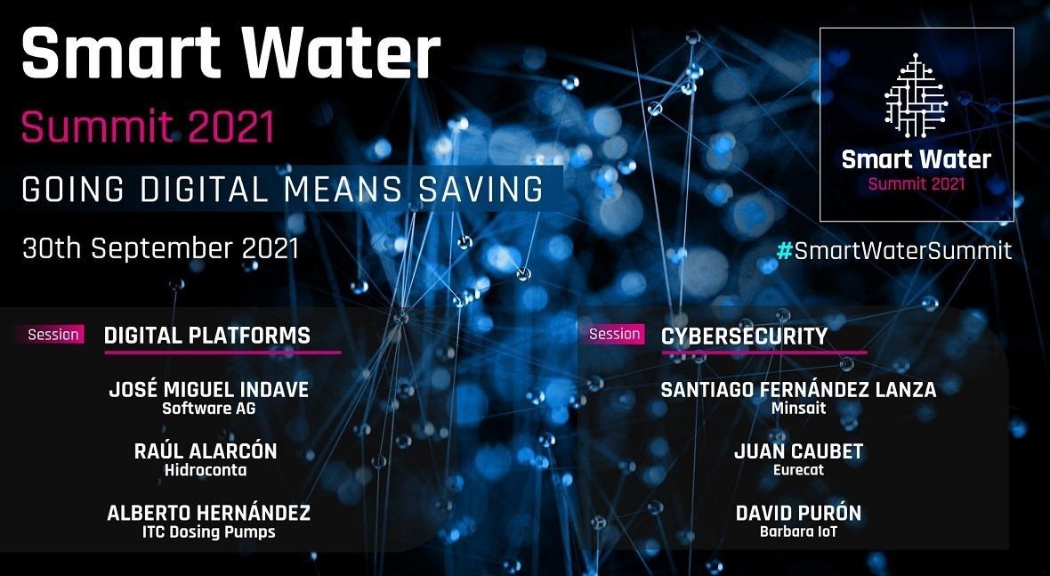 2021 Smart Water Summit: platforms are key tool in the digital era