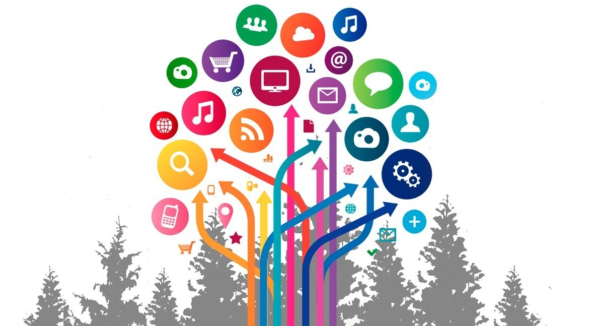 We should not let the digital trees prevent us from seeing the forest