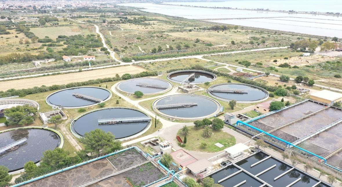 ACCIONA awarded operation and maintenance of 300 wastewater treatment plants in Sardinia (Italy)