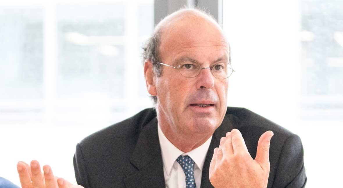 Éric Lombard, CEO of Caisse des Dépôts (CDC)