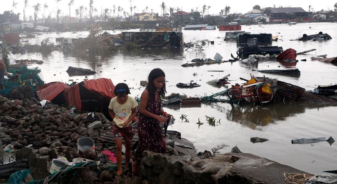 Natural phenomena, human disasters