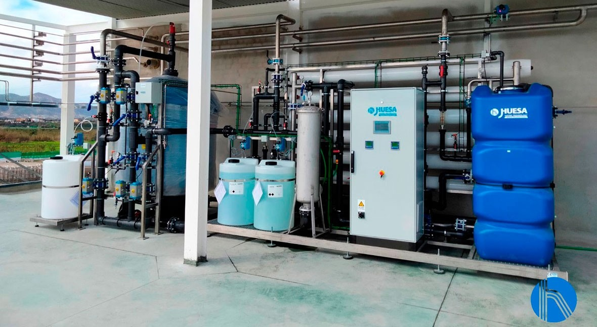J. Huesa successfully completes the commissioning of water treatment plant for slaughterhouse