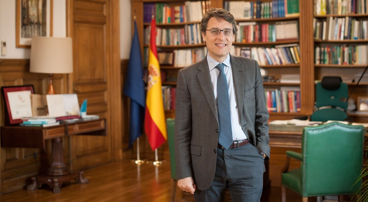 """Fernando Miranda: """"In Spain, agriculture cannot be conceived without irrigation"""""""