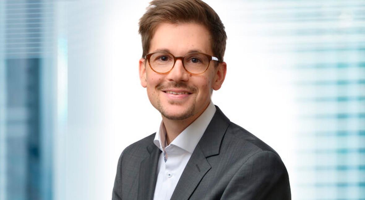 Markus Drexler, Head of Corporate Portfolio Software & Related Services at Diehl Metering.