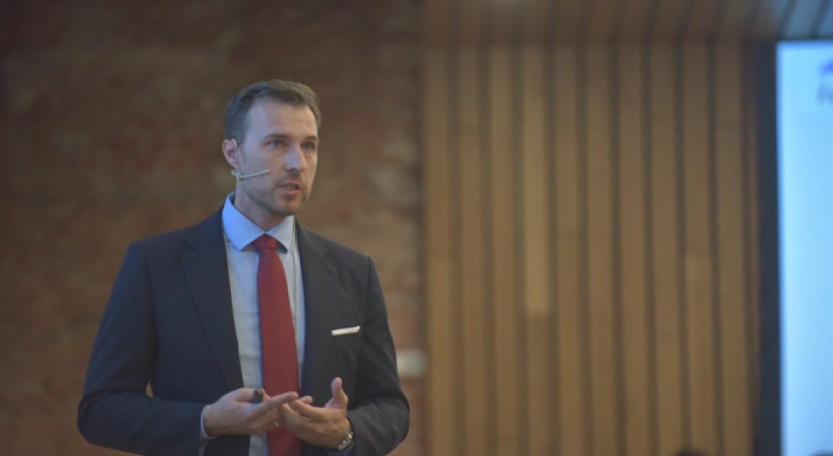 Rafael Ramos, in charge of Business Development at Danfoss