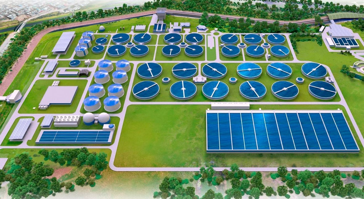 The new reality of water management: Industry 4.0
