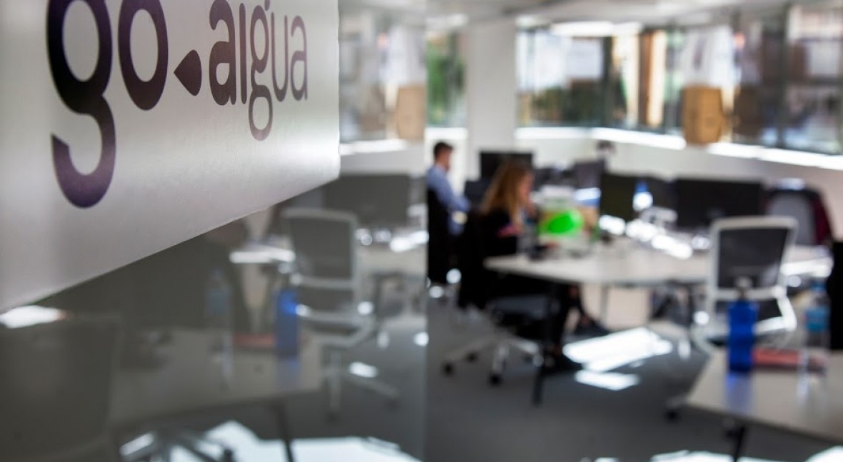 GoAigua boosts data-driven efficiency in the water industry by means of digitalization
