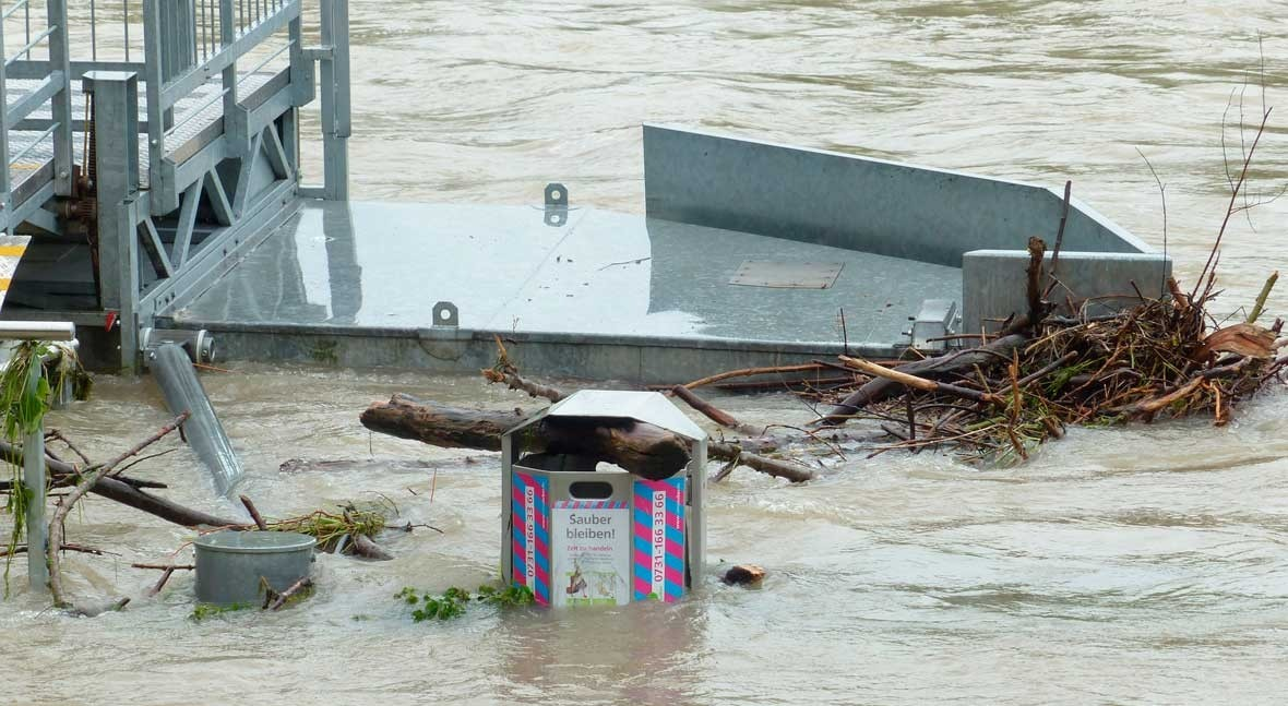After disastrous flood, more hazards: what is in floodwater?
