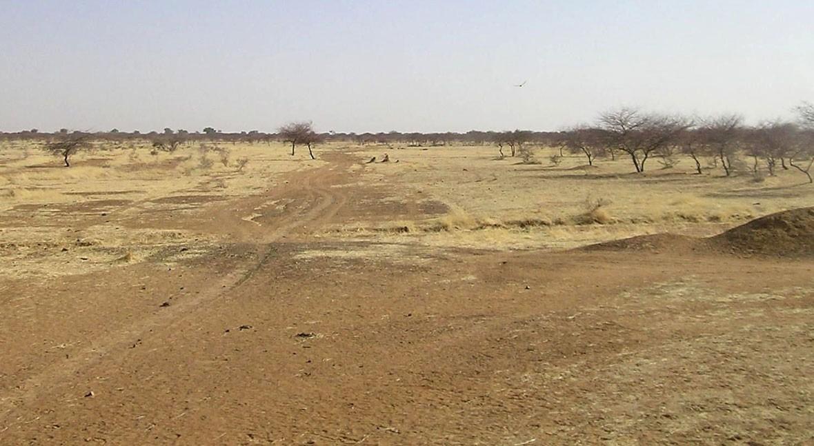 The Sahel, desertification beyond drought