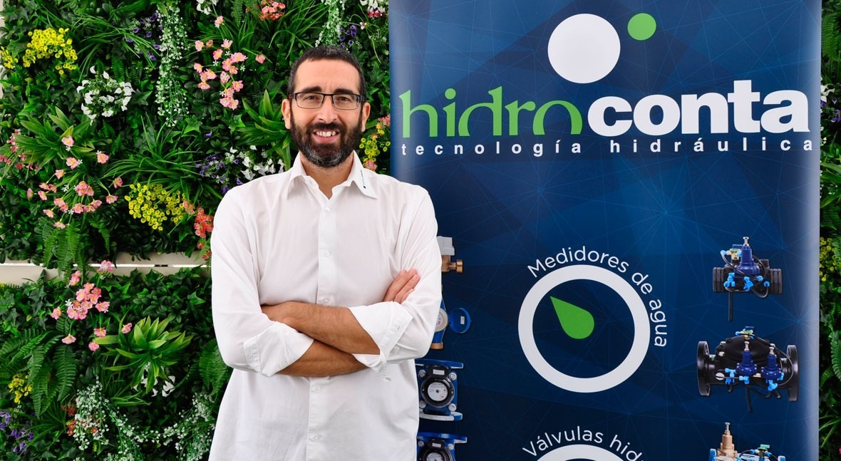 """""""The Hidroconta Metering APP arises from the need to communicate directly with the customer"""""""