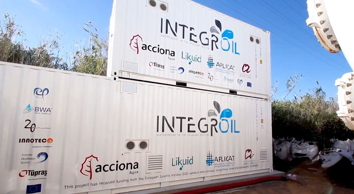 ACCIONA Agua presents INTEGROIL final project results