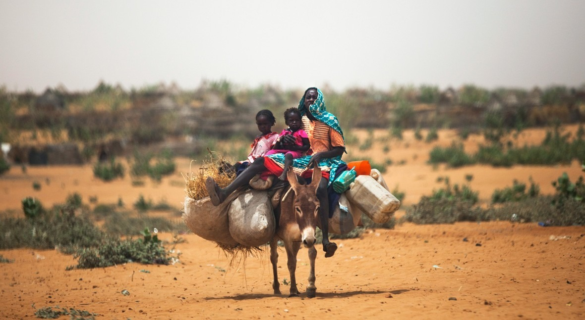 Internal environmental displacement: threat that needs to be controlled
