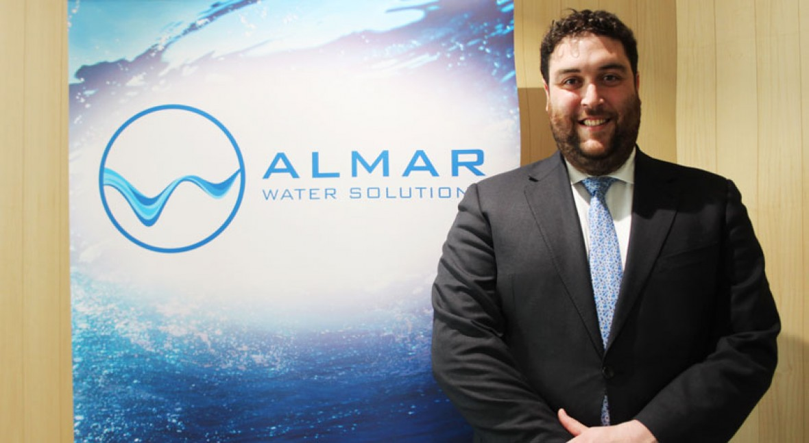 """Manuel García (Almar Water Solutions): """"We need to send our audience proper messages in real time"""""""