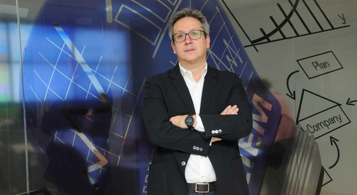 "M. Veiga (Sabesp): ""Brazil's biggest challenge is the universalization of sanitation"""