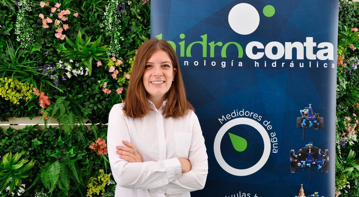 """María Ruano: """"The Deméter system offers wireless connectivity, ensuring communications"""""""