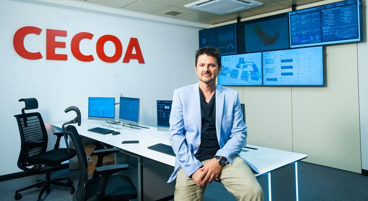 """M. Martin (ACCIONA): """"AI is starting to emerge as an effective tool for smart water management"""""""