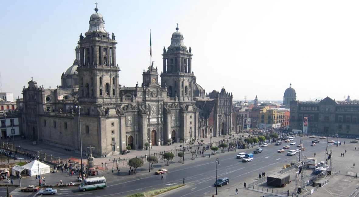 How to stop Mexico City from sinking