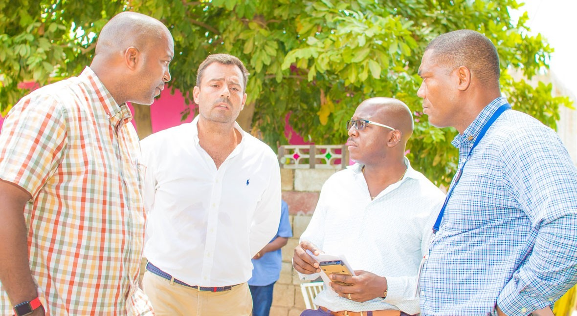 Miya Jamaica joins forces with the NWC to reduce severe water losses in Kingston and St. Andrew