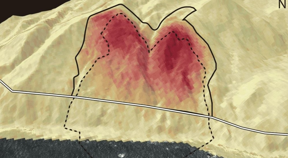 Drought, deluge turned stable landslide into disaster