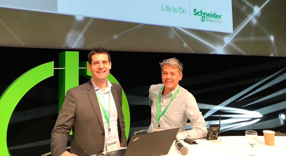 """Nicolas Foret (Schneider Electric): """"Digital solutions in water promise greater business value"""""""